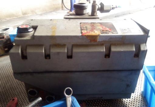 贝克U4.100 真空泵保养案例