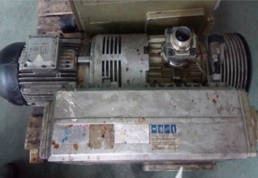 RA0302进口品牌真空泵保养案例
