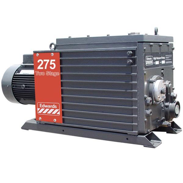 爱德华E2M275真空泵保养案例