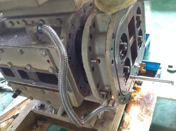 水环真空泵常见故障分析及维修方法